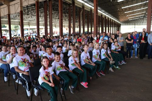 Formatura Proerd 2019 | Centro de Eventos Municipal