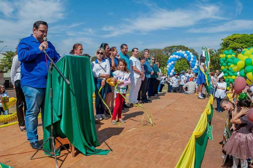 Desfile Cívico realizado no dia 06/09/2017