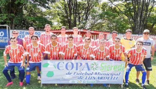 2ª Copa Sicredi de Futebol inicia com 21 gols em Lunardelli
