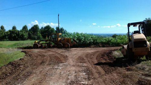 Recuperação de Estradas do Madalena