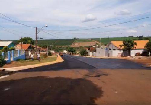 Obra de Pavimentação da Av. Rui Barbosa recebe Nova Camada de Asfalto
