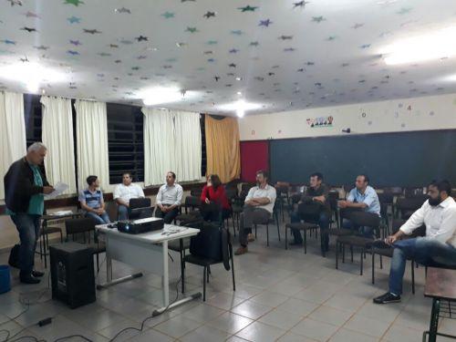 Reunião do Conselho Municipal de Turismo