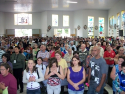 Festa do Santuário Santa Rita de Cássia