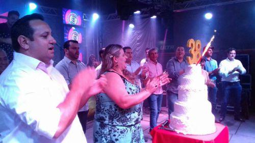 Aniversário 38 Anos - Agradecimentos