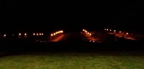 Luz Elétrica na Comunidade Nossa Senhora do Rocio