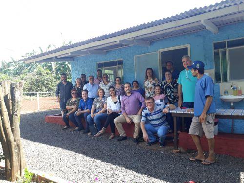Lunardelli recebe Missão Técnica para discussão e planejamento turístico