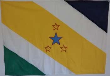 Bandeira do Município de Lunardelli
