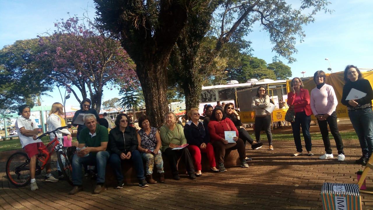 Tupãssi realiza Dia da Cidadania e recebe Ônibus Lilás