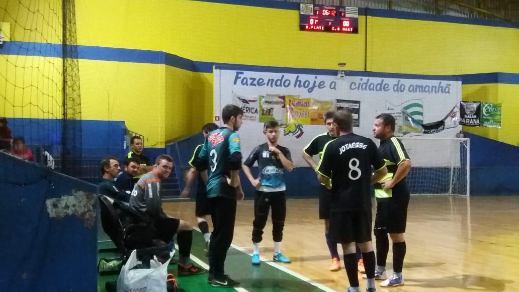 Municipal de Futsal disputou duas importantes rodadas nesta semana