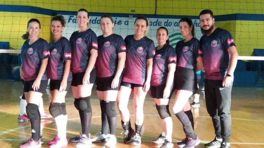 Copa Meninas do Vôlei foi realizada em Tupãssi