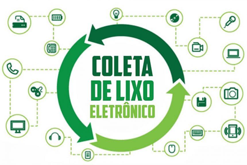 Divisão de Meio Ambiente promove coleta de resíduos eletrônicos