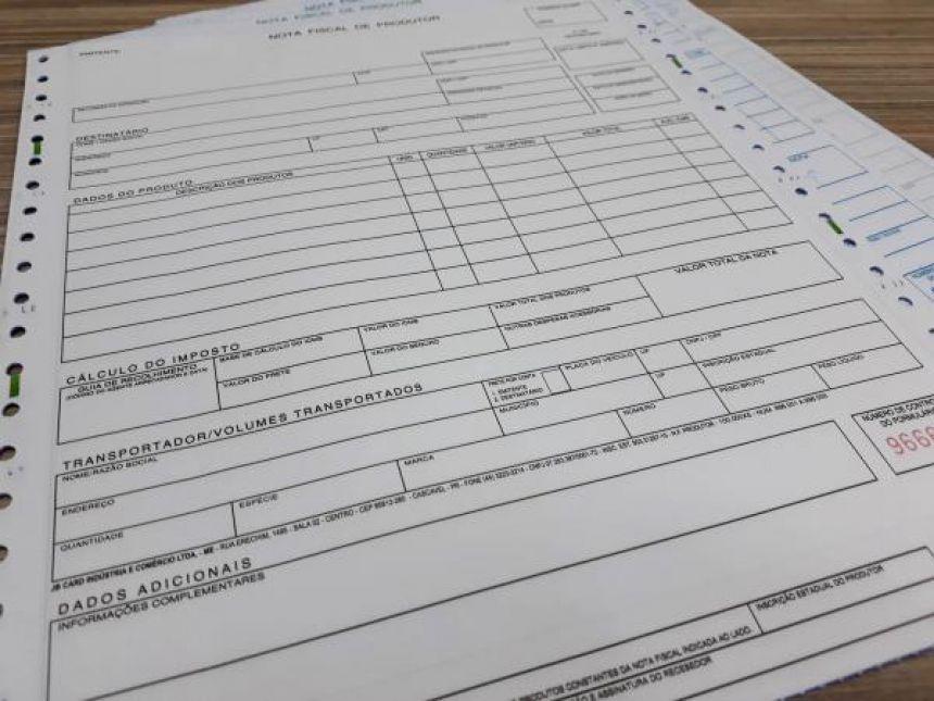 Prazo para regularização de Notas de Produtor Rural encerra no próximo dia 28