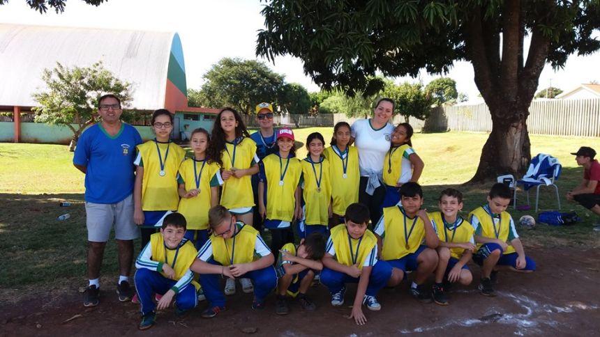 Secretaria de Educação realiza Jogos Escolares