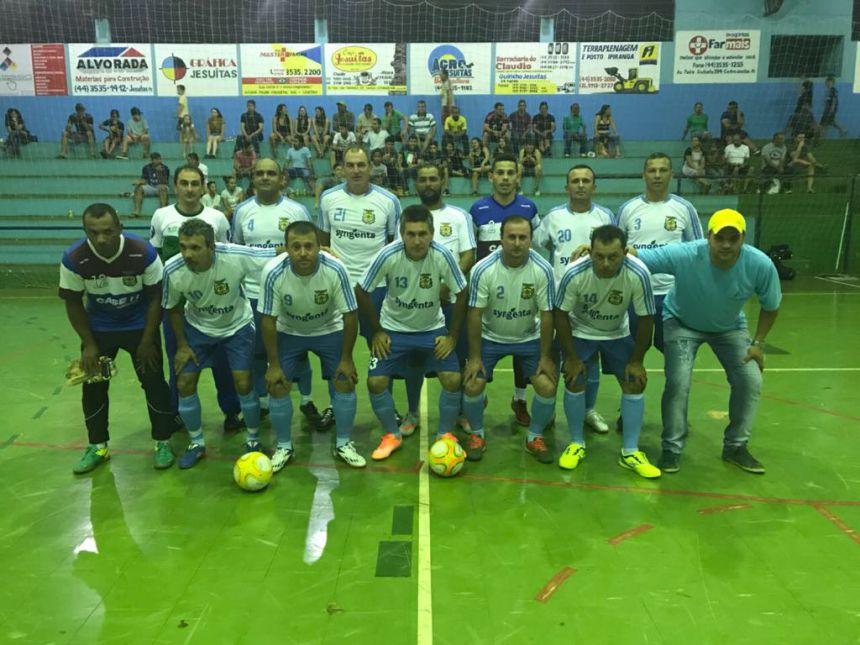 Tupãssi participa da 1ª Copa Regional de Futsal em Jesuítas