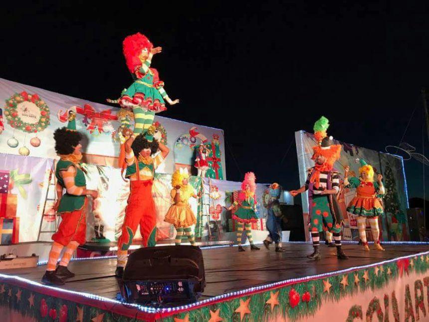 Tupãssi realiza espetáculo inédito de Natal