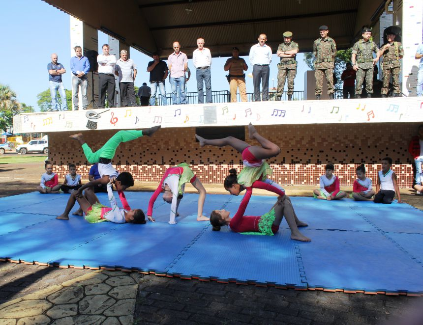 Exército Brasileiro realizou ação cívico-social em Tupãssi
