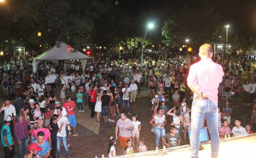 Festa da Virada reúne milhares de pessoas em Tupãssi