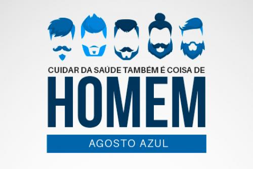 Secretaria de Saúde realiza ações do Agosto Azul