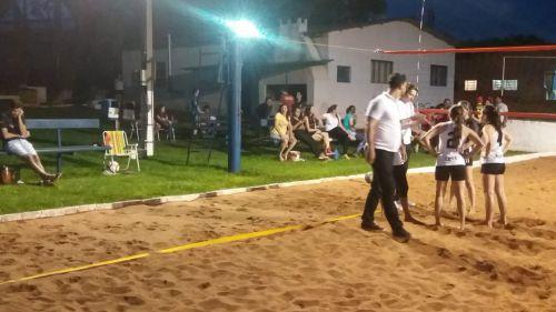 Vôlei de Areia disputa nova rodada