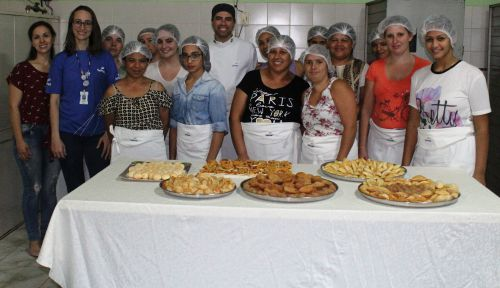Secretaria de Assistência Social finaliza curso em parceria com o SENAC