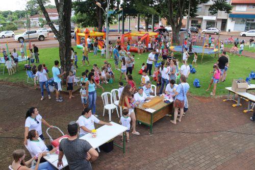 CMEI Rubens Fávaro de Tupãssi realiza Tarde Recreativa