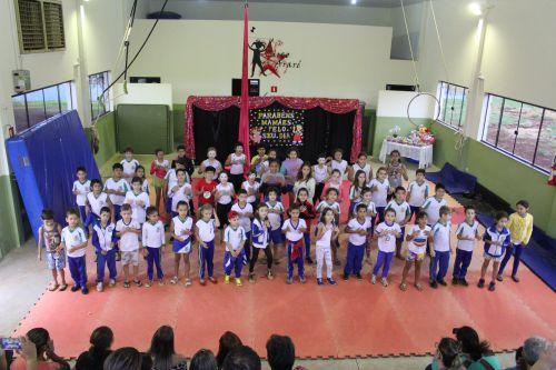 Centro de Convivência de Tupãssi celebra o Dia das Mães