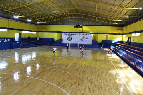Revitalização do Ginásio de Esportes
