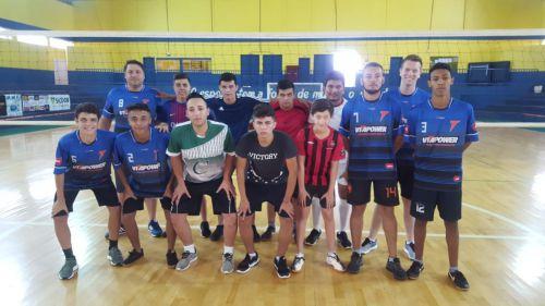 Departamento de Esportes inicia Municipal de Vôlei de Quadra