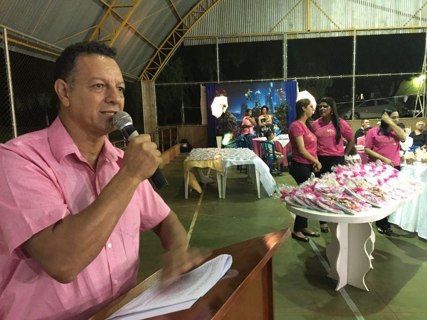 O prefeito Ene ressaltou ressaltou a importância das educadoras na boa formação das crianças