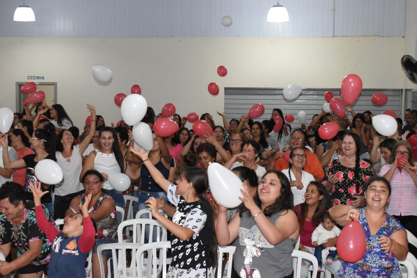 Autarquia de Saúde promove evento para mulheres