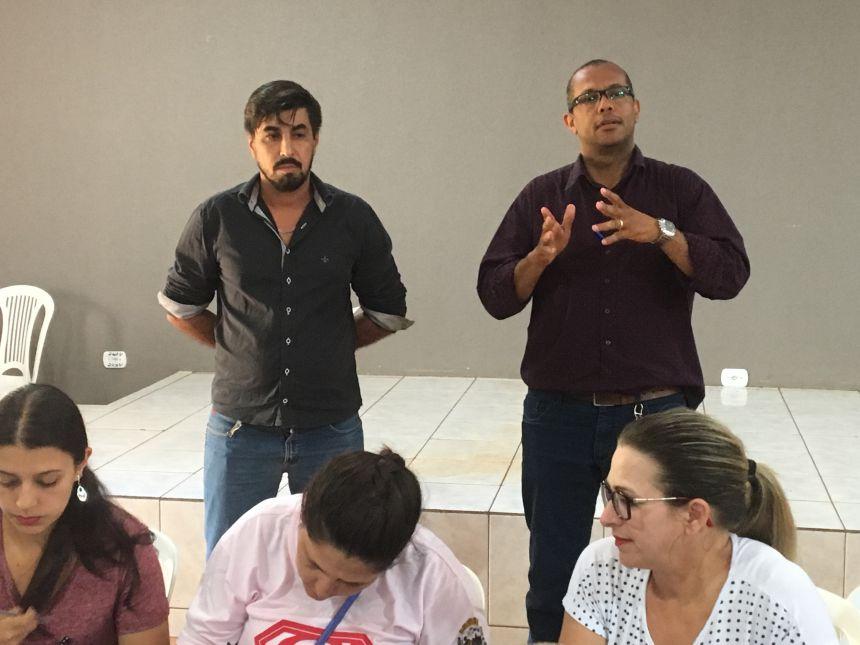 O presidente da Autarquia Municipal de Saúde (AMS-RB), Luciano Cesar Ferreira, destacou a importância da participação da sociedade nesses eventos