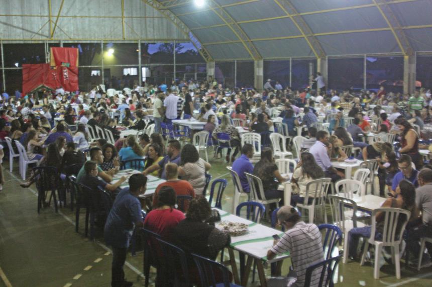 Mais de 750 pessoas compareceram ao evento