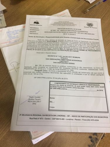 Agricultura aumenta FPM para o município