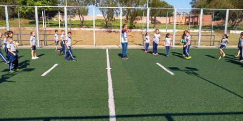 """Chega ao fim o projeto """"Esportes na Escola"""""""