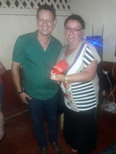 Assistência Social realiza conviver no distrito de Santo Antônio do Palmital