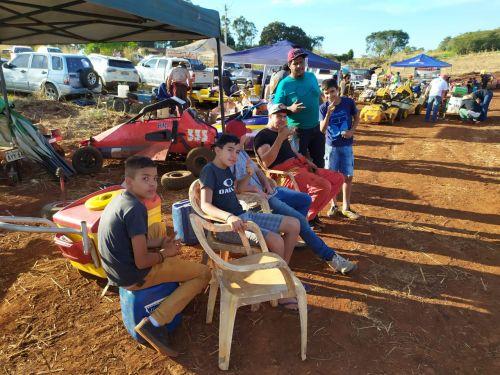 Município sedia a 3ª etapa do Campeonato Paranaense de Kartcross