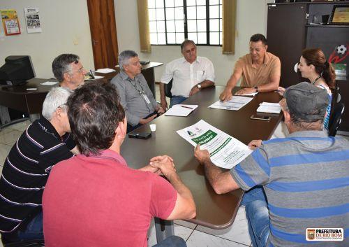 Município adere a programa de escrituração de Cohapar
