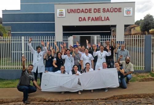 Unidade de Saúde da Família recebe Selo de Qualidade do Governo do Paraná