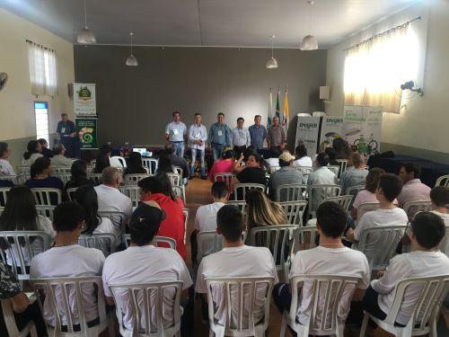 Evento em prol da alimentação saudável reuniu 87 pessoas de diversos setores da sociedade civil