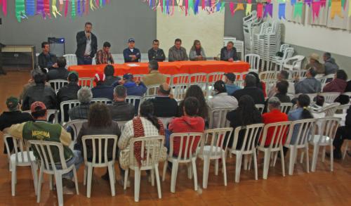 Prefeitura retoma atividades do Sindicato dos Trabalhadores Rurais