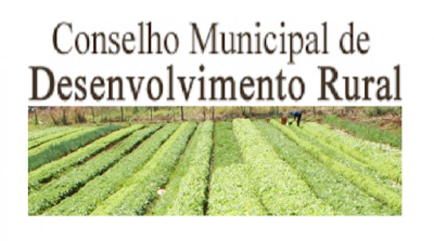 COMPOSIÇÃO DO CONSELHO MUNICIPAL DE DESENVOLVIMENTO RURAL DE S.J.TRIUNFO