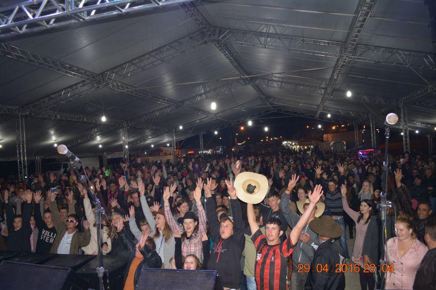 Sucesso de participação na 4.ª Festa do Fumicultor e 36.ª Festa do Lavrador