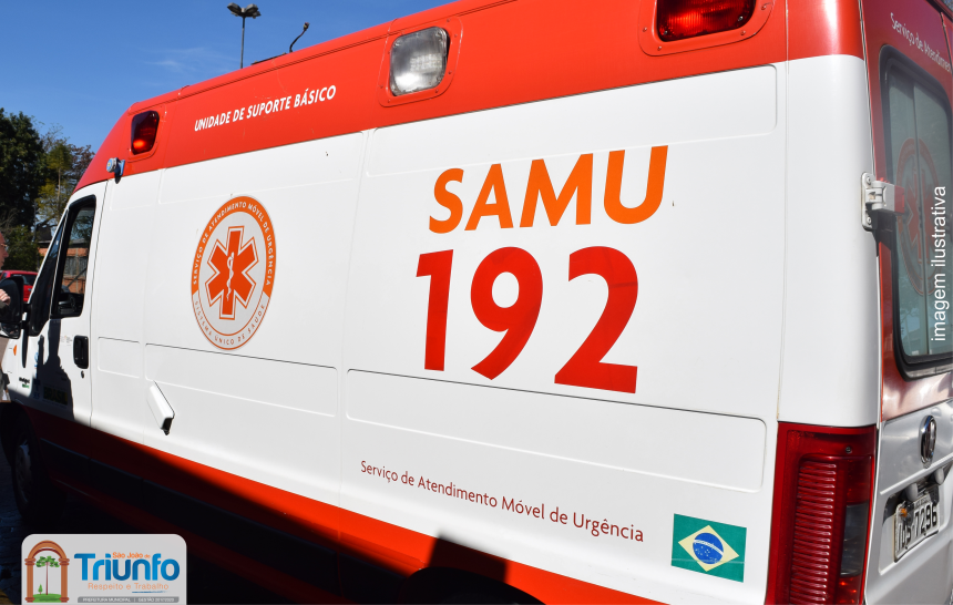 São João do Triunfo irá receber unidade do SAMU 192.
