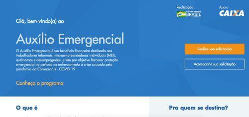 Como solicitar o Auxílio Emergencial de R$ 600 (Covid-19)?