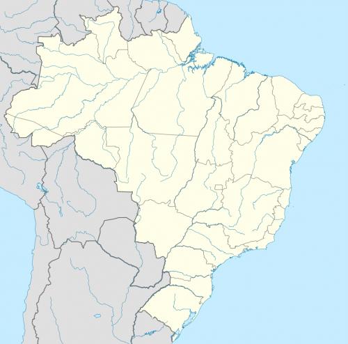 Localização de São João do Triunfo no Brasil