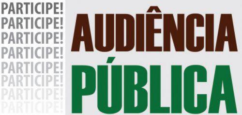 PARTICIPE DA AUDIÊNCIA PÚBLICA DE PRESTAÇÃO DE CONTAS DO 1º QUADRIMESTRE ORÇAMENTÁRIO DE 2019
