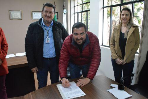 Escola Estadual de Vila Palmira irá receber reformas e melhorias no valor de R$ 150.000,00