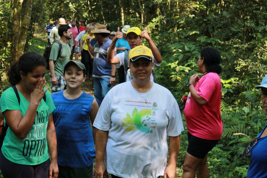 Passeio no Parque Estadual Vila Rica do Espírito Santo
