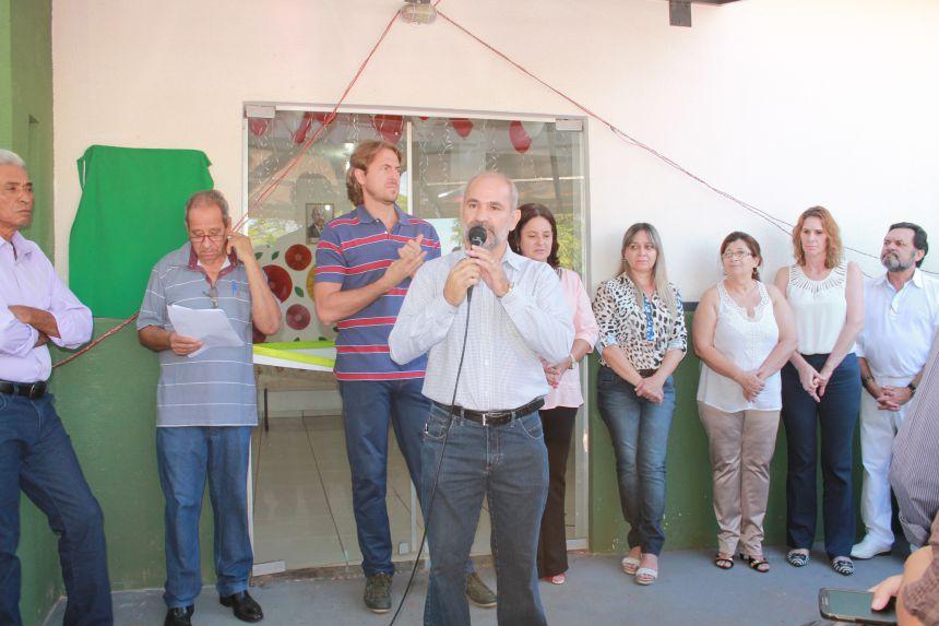 Inauguração da Reforma da Unidade Básica de Saúde de Fênix