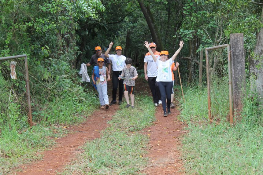 3ª Caminhada Internacional na Natureza